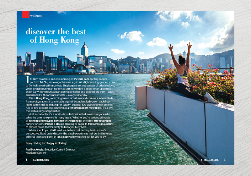 Hong Kong Tourism Guide