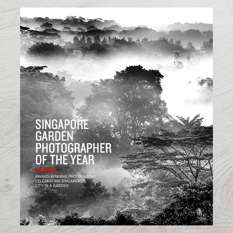 Singapore Garden Photographer of the Year