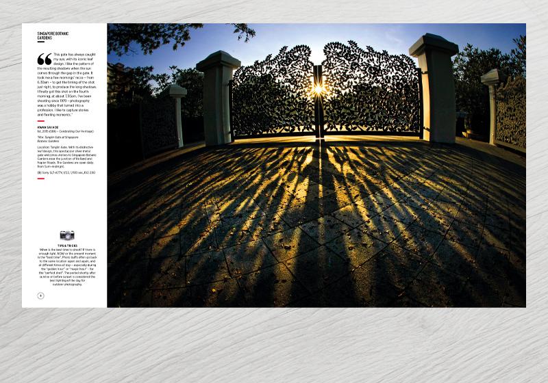 Singapore Garden Photographer of the Year