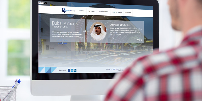 Dubai Airport Yearbook