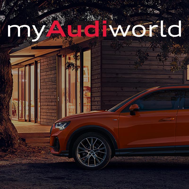 MyAudiWorld